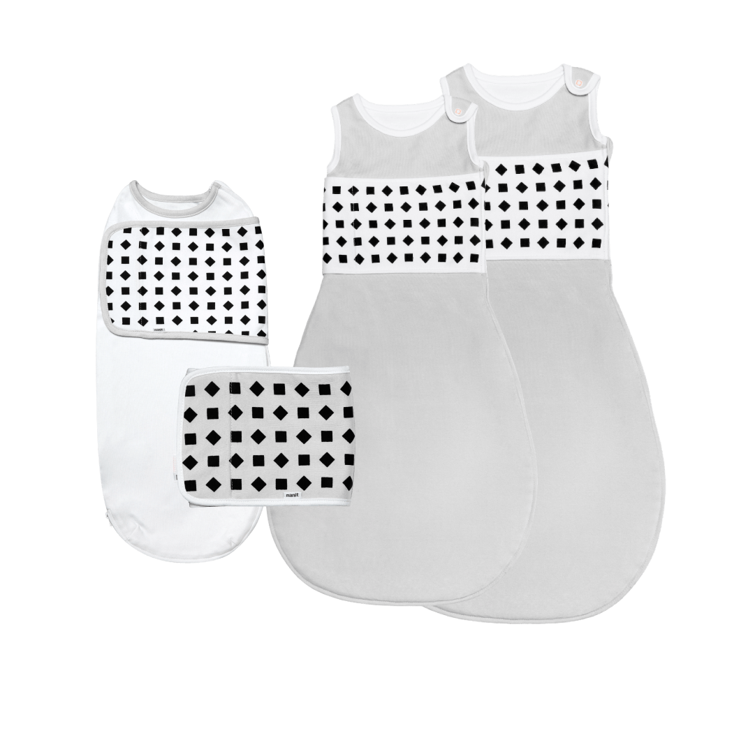 Nanit Breathing Wear Growth Pack