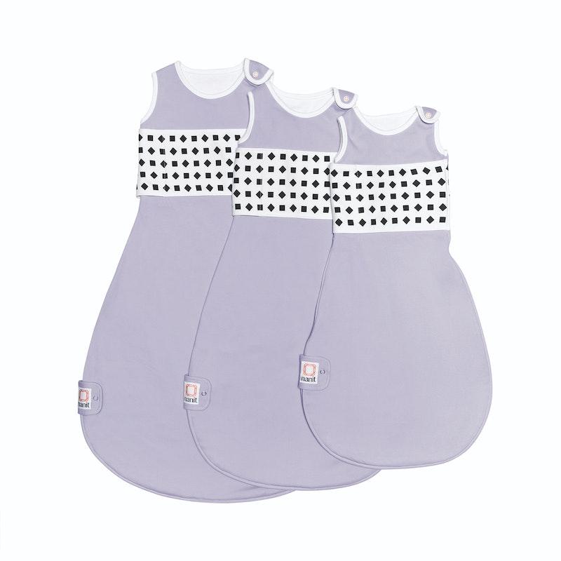 Sleeping bag growth pack 1 lilac